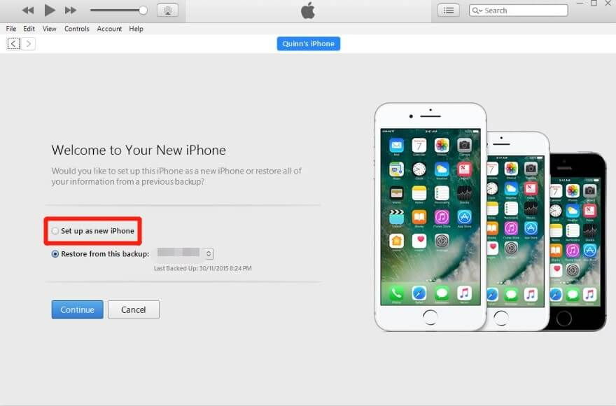 activate iphone with itunes