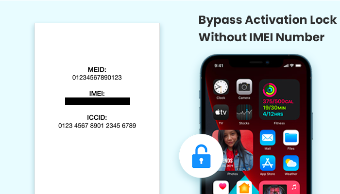 bypass activation lock without imei number