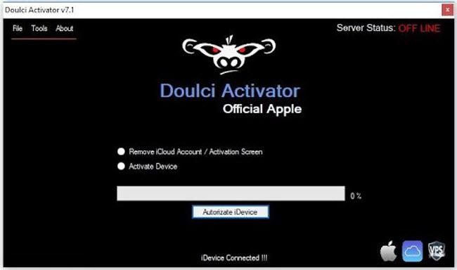 DoulCi activator tool