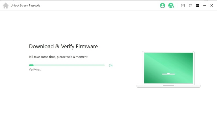 download and verify firmware
