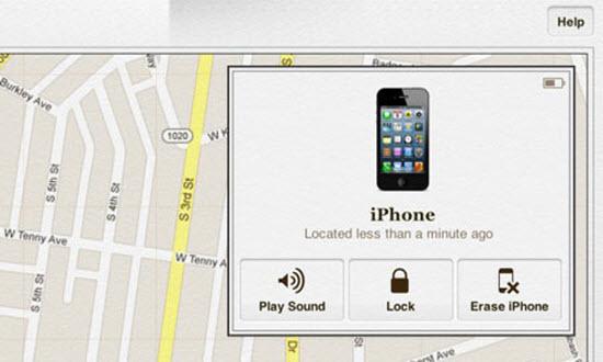 erase iPhone 0