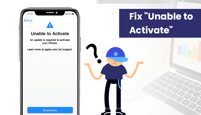 fix unable to activate