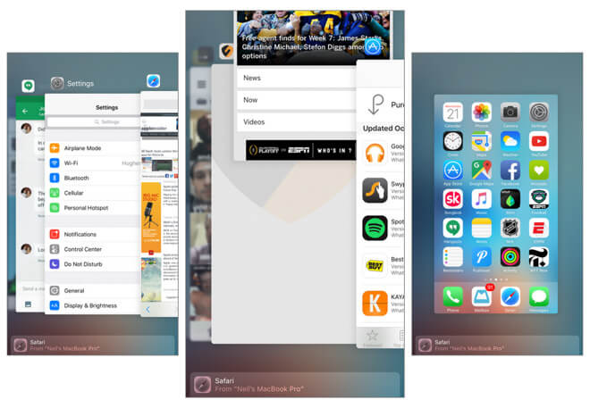 force stop apps iphone