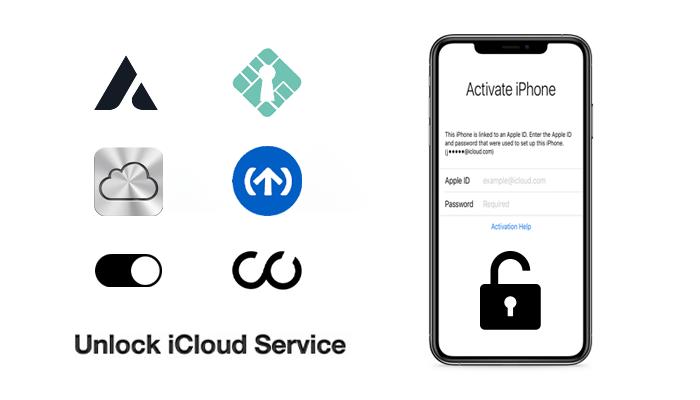 icloud unlock services