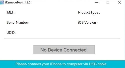 iremove tools remove findmyiphone