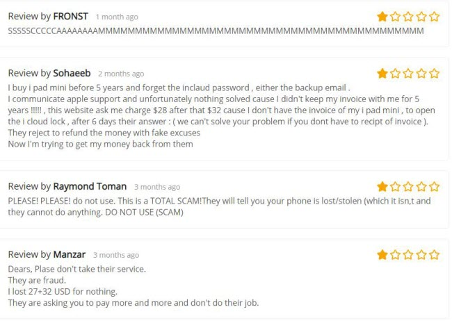 reviews of AppleiPhoneUnlock
