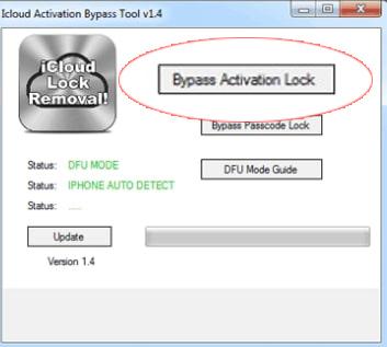 icloud activation bypass start