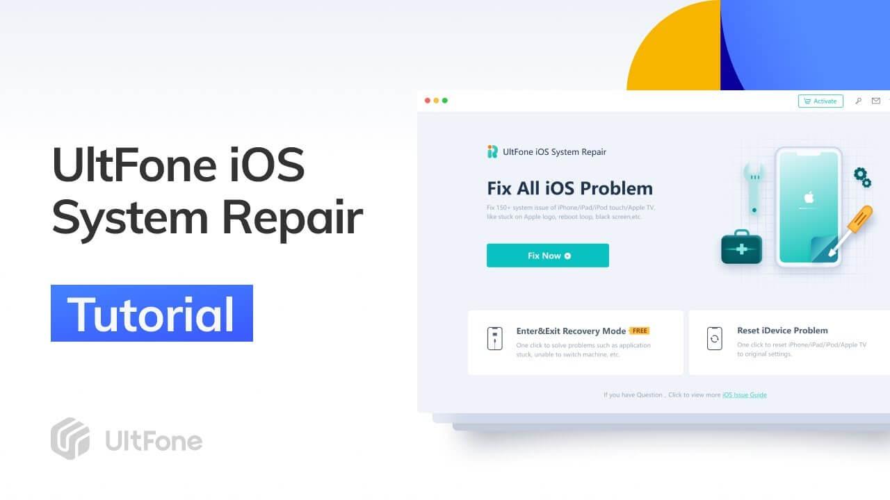 ultfone system repair