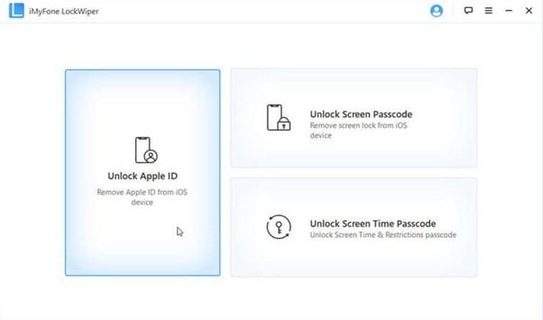 unlock apple id lock wiper
