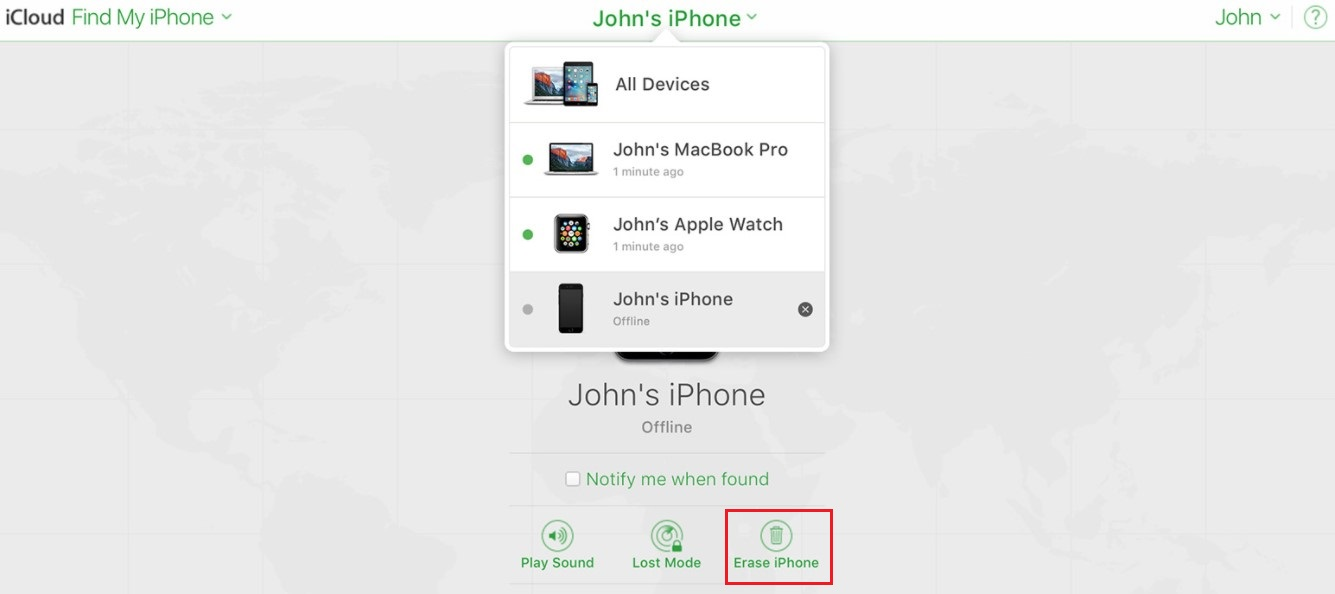 unlock iphone without computer