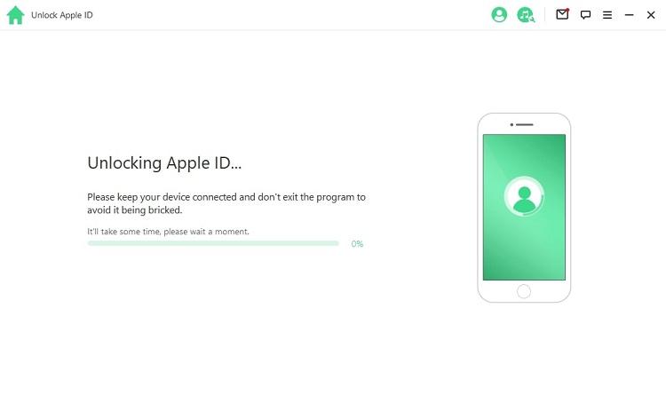 unlocking apple id