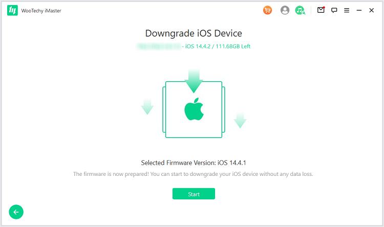 Downgrade ios device 01