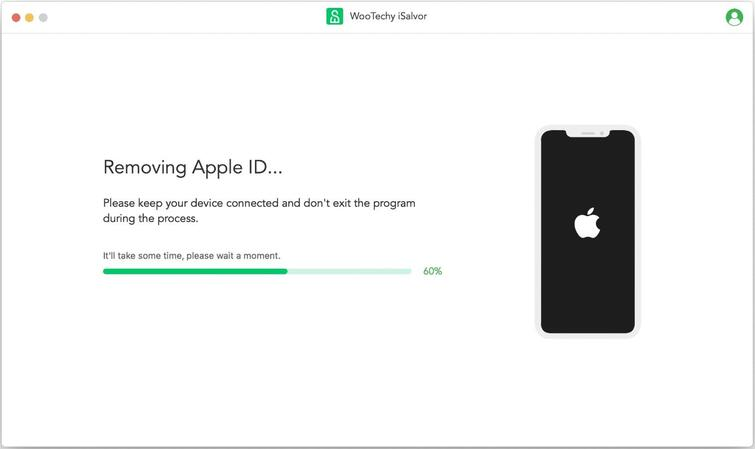 removing Apple id